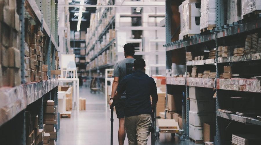 Centro di distribuzione ridurre i tempi di consegna ed eliminare gli errori